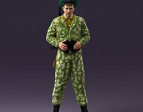 soviet scout 1107 3D model