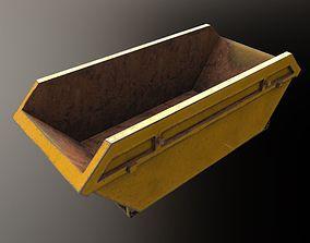 Dumpster or Skip 3D model