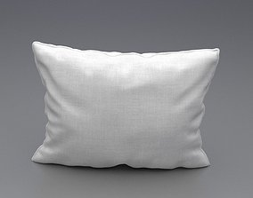 Piped Pillow 3 3D model