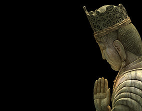 Game Model - Buddha Kabayashi Buddha statue