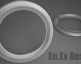 Silver Circle 3D printable model