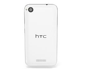 HTC Desire 320 - Element 3D