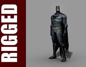 3D Batman Rig