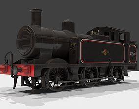 3D LMS Fowler Class Jinty