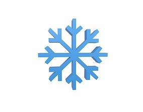 3D asset Weather Symbol v1 002