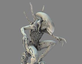 Alien Xenomorph 3D Print Model