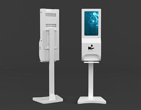 3D Hand Sanitizer Dispenser