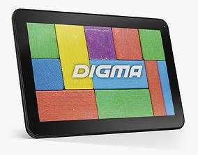 3D asset Digma Optima 3G