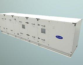 CARRIER AERO 39M AIR HANDLERS Air Conditioner 3D model