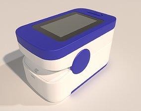 3D Finger Tip Pulse Oximeter