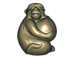 3D printable model Monkey