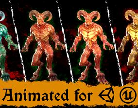 Monster Executioner 3D model