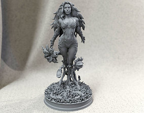 3D printable model Poison Ivy - Dc Comics