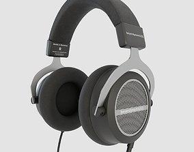 Headphones Beyerdynamic Amiron 3D model