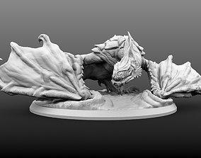 3D printable model Gargantuan Wyvern