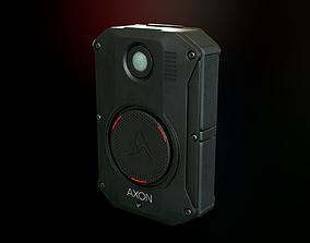 Axon Body 3 3D asset