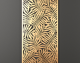 Decorative panel 183 3D model
