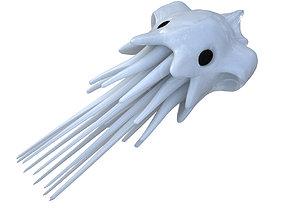 3D model jellyfish Jellyfish
