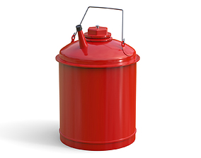 3D model Gas Can
