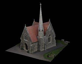Church Chapel 3D model