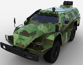 KAMAZ 43269 3D model