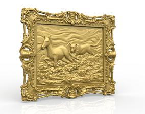 god Sculpture 3D print model