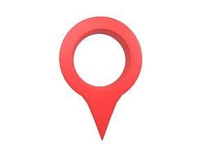 Map Tag v3 001 3D model