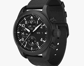Military Watch 3D model