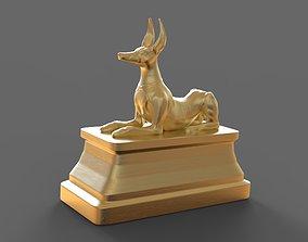 3D printable model Anubis Statue