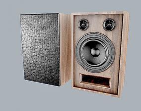 voice Speaker 3D model