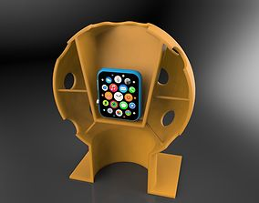 3D printable model Apple Sphere holder