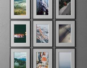 3D frame9 3x3 vert-12