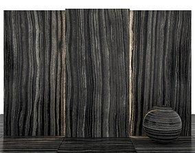3D model Suite black marble