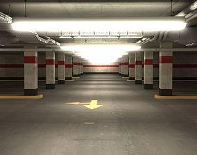 3D Parking Level