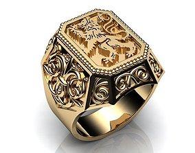 Ring BK281 3D print model