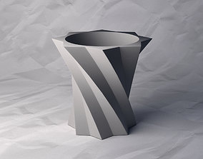 pot VASE 075 3D printable model