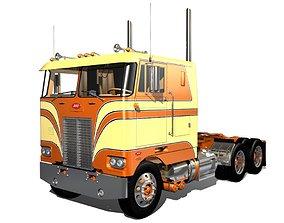 352 Semi Truck 3D model