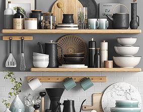 kitchen accessories 009 3D
