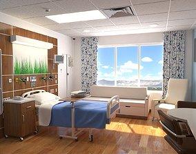 3D Patient Room