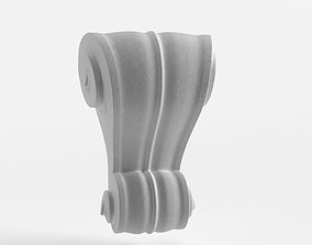 3D Architectural element Keystone