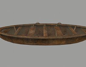 3D model boat 2