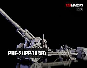 Earthshaker cannon Heavy artillery of the 3D print model 1