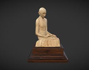 3D asset Ivory Gandhi v2