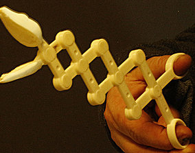 3D print model Scissor Snake Construction Set
