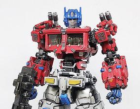 Optimus Prime 3D print model