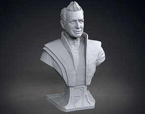 figure The Grandmaster 3D printable model