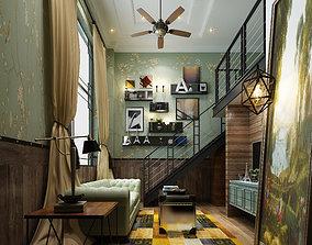 residential Modern apartment 3D