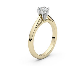 3D print model Set from Ten Solitaire Ring