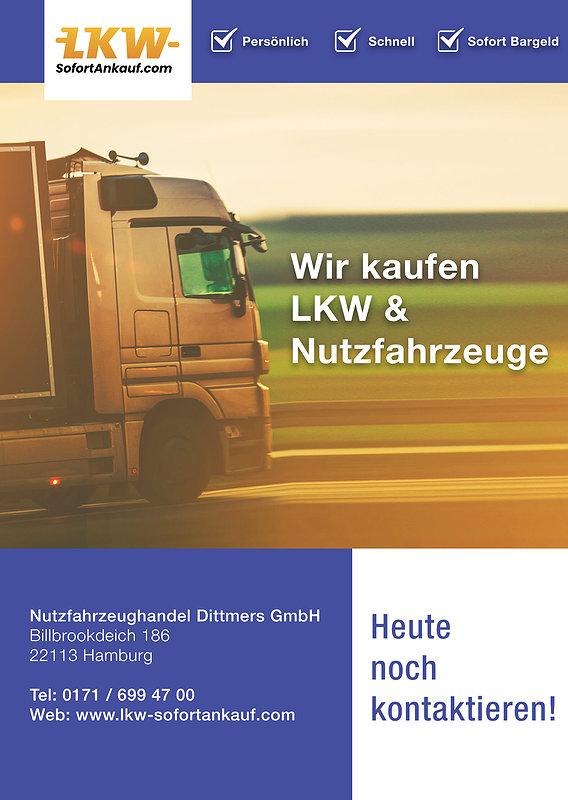 LKW Sofortankauf - LKW Ankauf | lastkraftwagen verkauf | lkw verkaufen