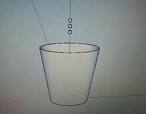 chocolate sundae 3D printable model consume